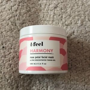 Other - Rose petal facial mask by feel